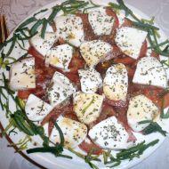 Chutná mozzarella s rajčaty recept