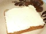 Chléb s máslem recept