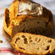 Domácí chléb recept