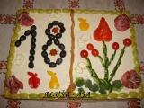 Slaný dort  pro Andy recept