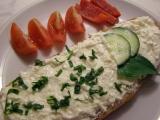 Pomazánka z uzeného sýra a tvarohu recept