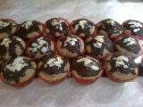 Perníkové muffiny s čokoládou recept