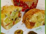 Muffiny na slano recept