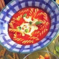 Italská krémová rajčatová polévka recept