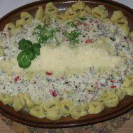 Sýrová omáčka s feferonkou recept