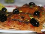 Provensálský cibulový koláč Pissaladiere recept