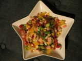 Salát sedmi barev recept