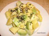 Smetanové brambory s avokádem II recept