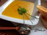 Zeleninová polévka s červenou čočkou recept