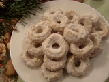 Kokosové cukroví ze strojku recept