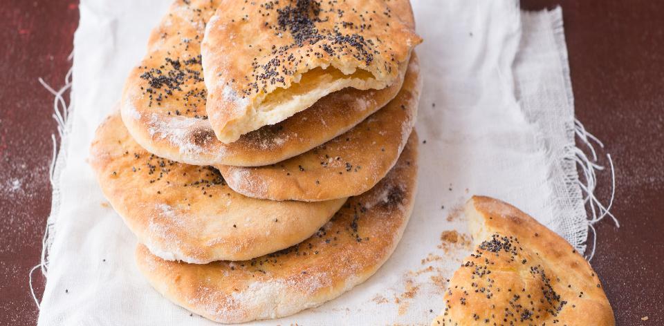 Chléb naan
