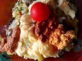 Kuřecí játra zapékaná s bramborami, sýrem a smetanou recept ...