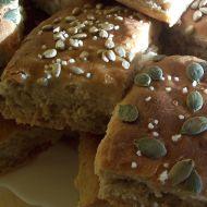 Chlebové kostky recept