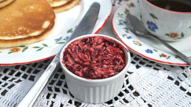 S Klárou v kuchyni #15: Kefírové lívance s ostružinovým máslem ...