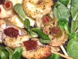 Pangasové špízy s olivami a sušenými rajčaty recept