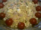 Lehký cuketový salát recept