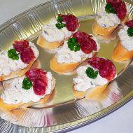 Jemná pomazánka na chlebíčky recept
