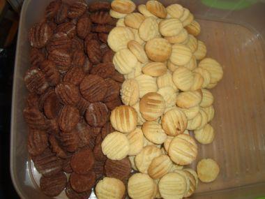 Duo sušenky