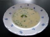 Hrášková polévka mléčná recept