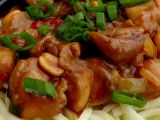 Kuřecí s omáčkou Hoi Sin recept