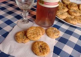 Slaninovo-sýrové sušenky k vínku recept