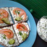 Jarní brokolicová pomazánka recept