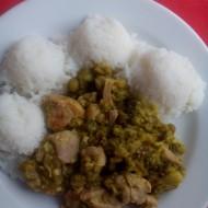 Brokolicová čína s kuřecím masem recept