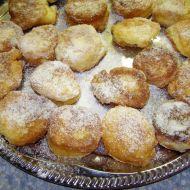 Tvarohové smažené koláčky recept