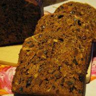 Sladký chleba z domácí pekárny recept