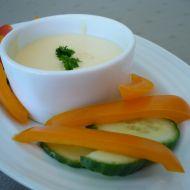 Domácí tvarohová majonéza recept