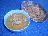 Petrželová polévka se sladkými brambory recept