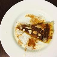 Dýňový koláč se smetanou a skořicí recept