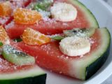 Pizza meloun recept