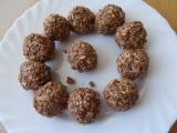 Rychlé kakaové kuličky recept