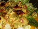 Zapečená brokolice a brambory v kari bešamelu recept ...