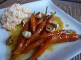 Pečená mrkev recept