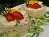 Bramborový salát se zakysanou smetanou a jarní cibulkou recept ...