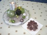 Kokosová srdíčka s polevou recept