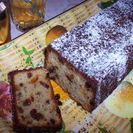 Tvarohový biskupský chlebíček recept