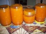 Marmeláda z mrkve recept