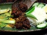 Hovězí rendang recept