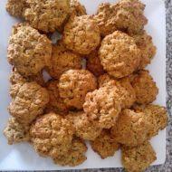 Banánové ovesné cookies recept