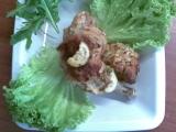 Pořádně vycpané kuřátko recept