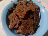 Datlovo-sezamové sušenky (bez lepku) recept