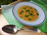 Kmínová polévka s cizrnou recept