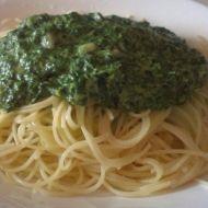 Italské těstoviny se špenátem recept