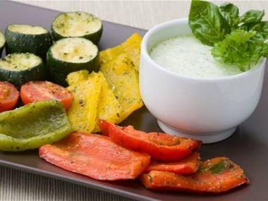 Recept Zelenina na grilu