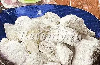 Ořechové mušličky recept  nejen vánoční cukroví