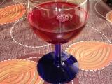 Vánoční bezinkové víno recept