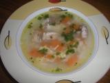 Rybí polévka II. recept